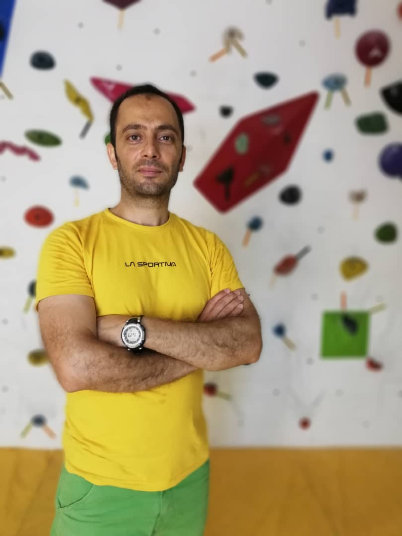 Sport Climbing Coach (indoor)
