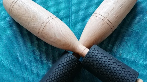 Increase the thickness of grip