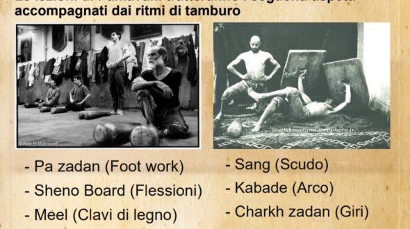 Zurkhaneh training Roma